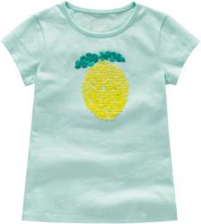 Mädchen T-Shirt mit Pailletten-Motiv