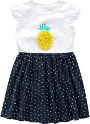 Mädchen Kleid mit Ananas-Applikation (Nur online)