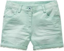 Mädchen Shorts aus leichtem Denim