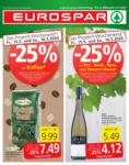 EUROSPAR EUROSPAR Flugblatt Wien, Niederösterreich & Burgenland - bis 27.05.2020