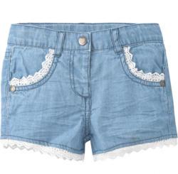 Baby Shorts in Jeans-Optik