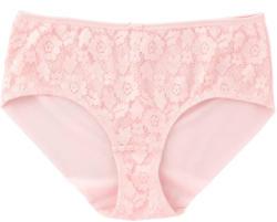 Damen Panty mit Spitze (Nur online)