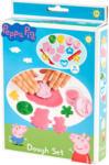 Ernsting's family Peppa Pig Knetset mit 14 Teilen