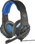 Saturn Gaming Headset GXT 350 Radius 7.1 schwarz/blau (22052)
