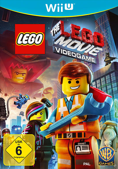 WU THE LEGO MOVIE VIDEOGAME [Nintendo Wii U]