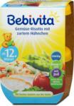 dm Bebivita Menü Gemüse-Risotto mit zartem Hühnchen