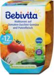 dm Bebivita Menü Makkaroni Tomaten, Gemüse und Putenfleisch