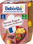 dm Bebivita Menü Gemüse-Ragout mit zartem Rindfleisch