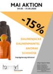 Hammerl TextilCare Hammerl TextilCare Mai 2020 - bis 31.05.2020