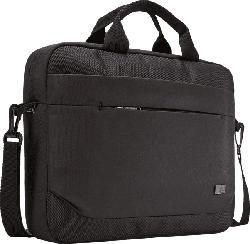 Notebook Tasche Advantage Attaché, 14 Zoll, schwarz
