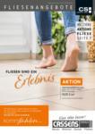 Cassens GmbH & Co. KG Fliesen ein Erlebnis! - bis 11.06.2020