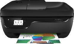 Multifunktionsdrucker OfficeJet 3831, Tinte, WLAN, schwarz (K7V45B)