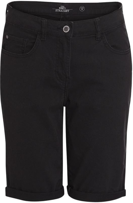 Damen Jeansshorts im Five-Pocket-Style