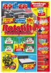 Roller Rotstift Sonderopsten - bis 31.05.2020