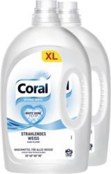Coral flüssig Optimal White 2 x 2.5 Liter, 2 x 50 WG -