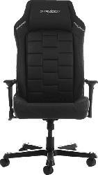 DXRACER Boss B120 Gaming Chair, Black Gaming Stuhl, Schwarz