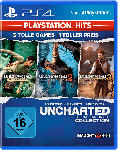 Saturn PlayStation Hits: Uncharted - The Nathan Drake Collection