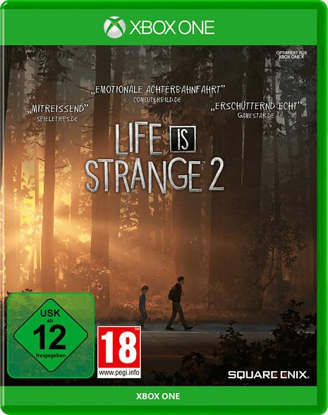 Life is Strange 2 [Xbox One]