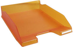 Exacompta Briefkorb - Combo Midi, orange transluzent