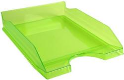Briefkorb Ecotray, apfelgrün transparent