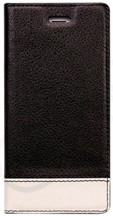 Bookstyle Tasche BT23 für iPhone 6, Schwarz
