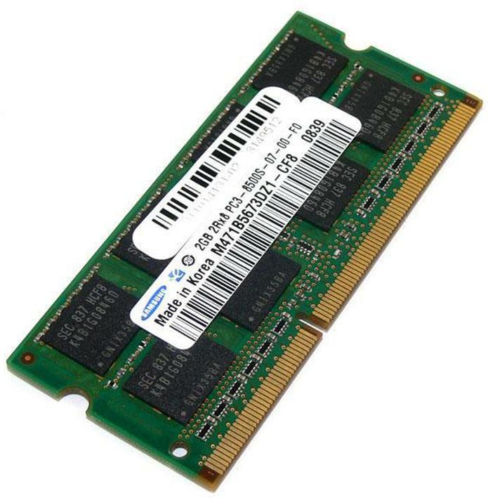 2GB Samsung Notebook RAM