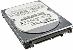 640GB Toshiba HDD MK6465GSX