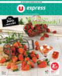 U Express LES JOURS DU MARCHÉ POUR TOUS LES GOURMANDS ! - au 23.05.2020