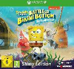 Saturn Spongebob SquarePants: Battle for Bikini Bottom - Rehydrated Shiny Edition