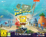 Saturn Spongebob SquarePants: Battle for Bikini Bottom - Rehydrated F.U.N. Edition