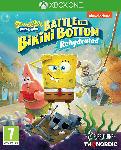 Saturn Spongebob SquarePants: Battle for Bikini Bottom - Rehydrated