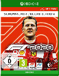 Saturn F1 2020 Schumacher Deluxe Edition