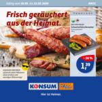 Konsum Dresden Wöchentliche Angebote - bis 23.05.2020