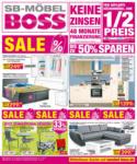 Möbel Boss Wochen Angebote - bis 24.05.2020