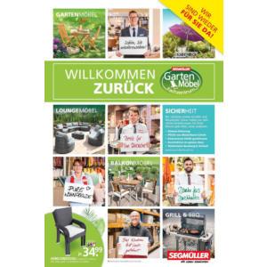 Segmüller - Willkommen zurück Prospekt Parsdorf