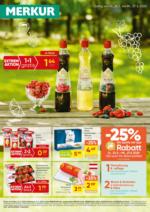 MERKUR Flugblatt 22.5. bis 27.5. Tirol