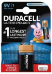 Pagro DURACELL Ultra Power Alkaline 9V Batterie