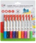 Pagro MARA Textilstifte 10 Stück mehrere Farben