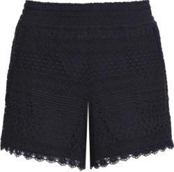 Damen Shorts aus Spitze