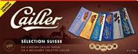Cailler Tafelschokoladen Sélection Suisse