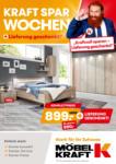 Möbel Kraft Kraft-Spar-Wochen - bis 13.06.2020