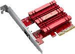 Saturn Netzwerkkarte XG-C100C, 10GBase-T/5GBase-T/2.5GBase-T, PCIe 2.0 x4 (90IG0440-MO0R00)