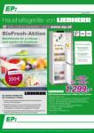 EP:Hengster EP - Haushaltsgeräte von Liebherr - bis 29.06.2020