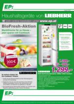 EP - Haushaltsgeräte von Liebherr