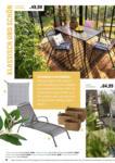 OBI Gartenmöbelkatalog
