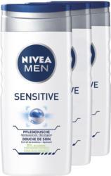 Nivea Men Sensitive 3 x 250 ml -