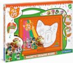 ROFU Kinderland Zaubertafel - 44 Cats - Magnet Zeichentafel - bis 31.05.2020