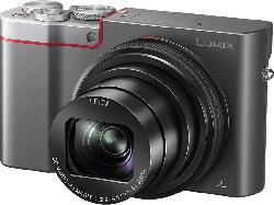 Lumix DMC-TZ101 Reisezoom-Kamera, silber