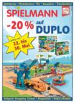 Spielmann -20% auf Duplo - bis 30.05.2020