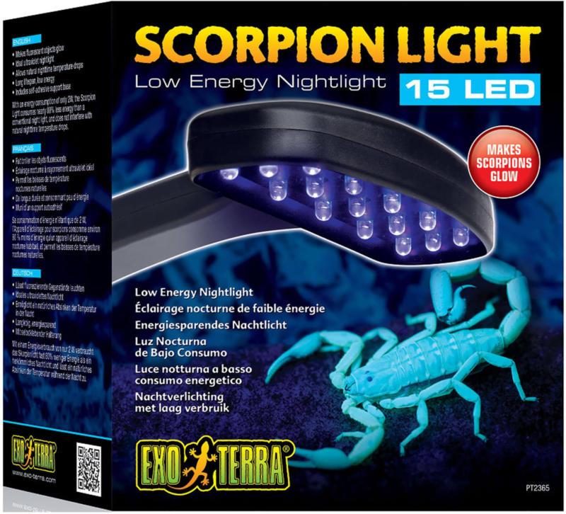 Exo Terra Scorpion Light 15 LED